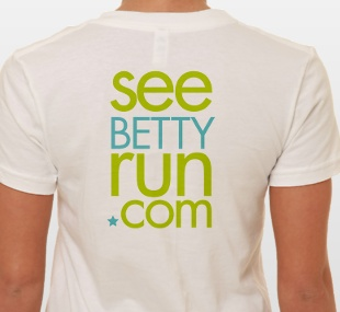 betty tshirt back