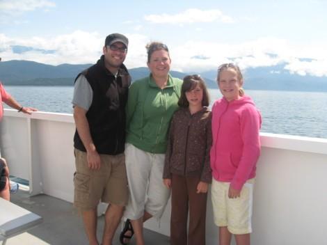 Balfour ferry 2009